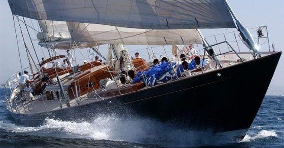 ... 134' Aluminum Ketch; Hinckley 70 production composite sailing yacht ...