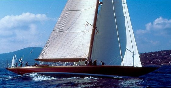 1992 Hinckley 70 production composite sailing yacht, BKYD