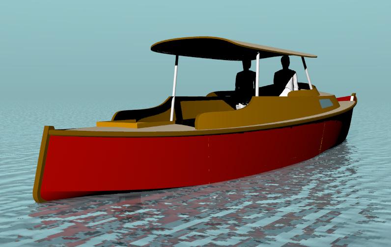 Power Boat Design