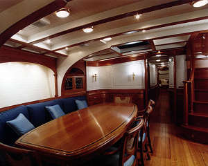 Interior design tad roberts yacht design for How to become a great interior designer