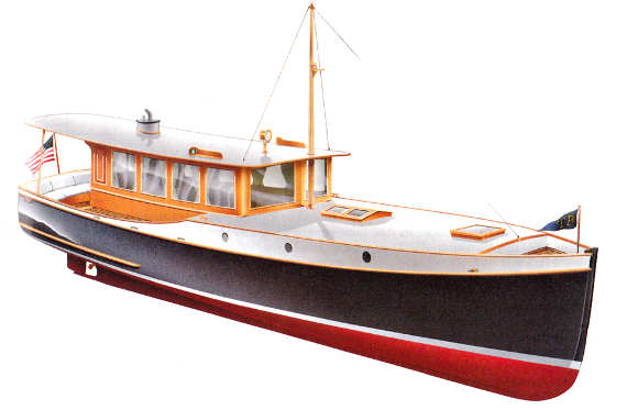 Woodworking classic wooden yacht plans PDF Free Download