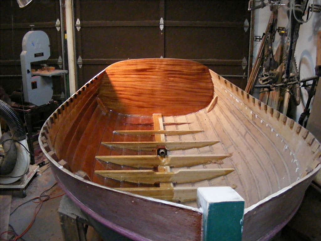 Wooden Plywood Lapstrake Boat Plans Plans PDF Download – DIY Wooden ...
