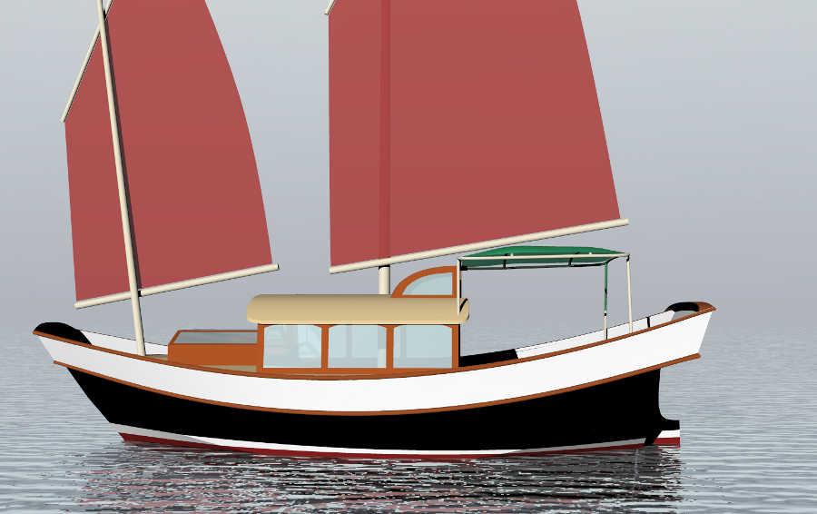 Information Plywood cabin boat plans ~ DES