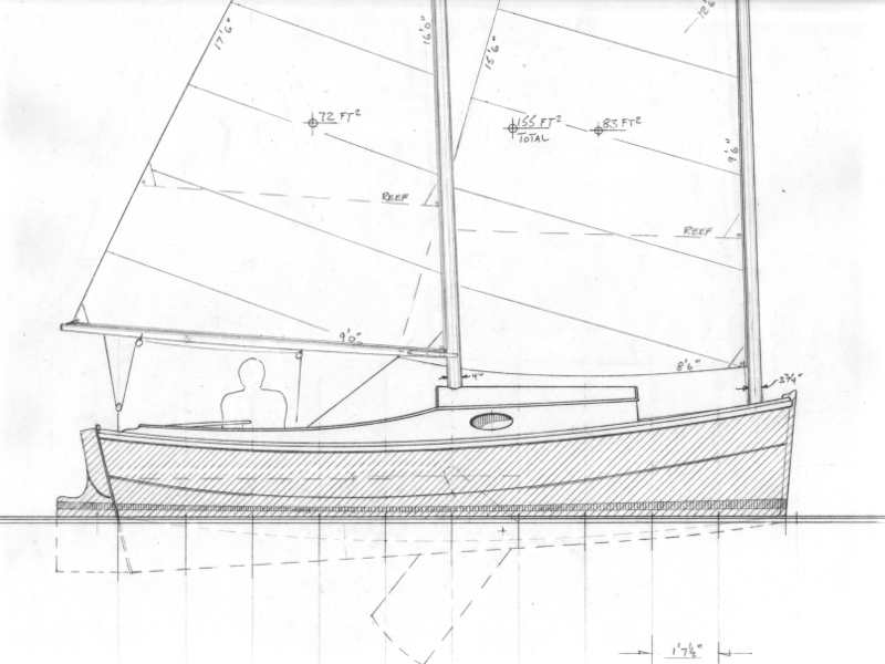 plywood cat boat plans barge design 2014 03 14 first steps shanty boat ...