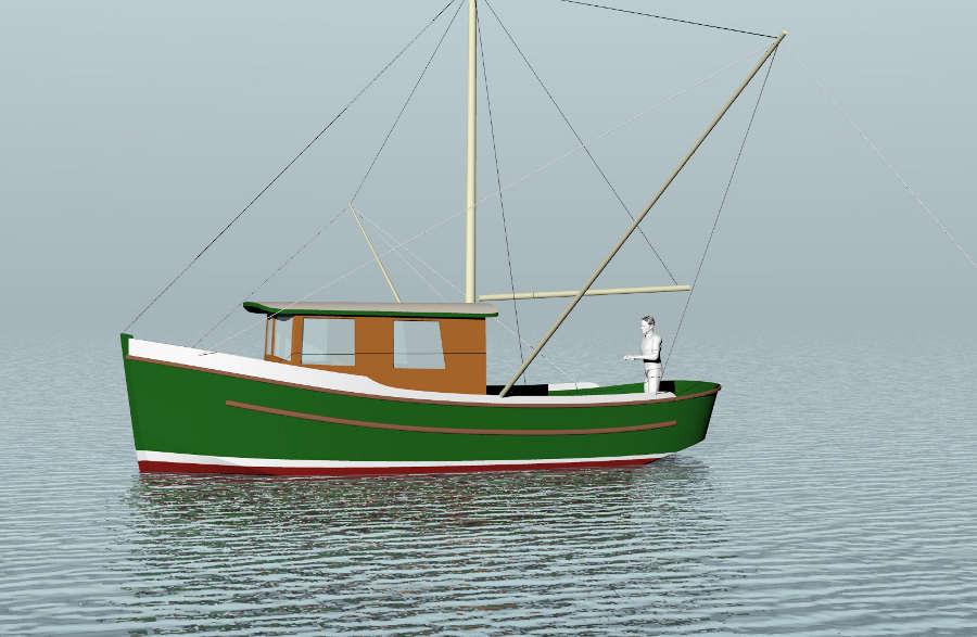 ... Pearson 28, Trailerable Mini-troller for SE Alaska Waters ...