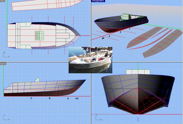 Free Origami Steel Boat Plans – Boat plan download