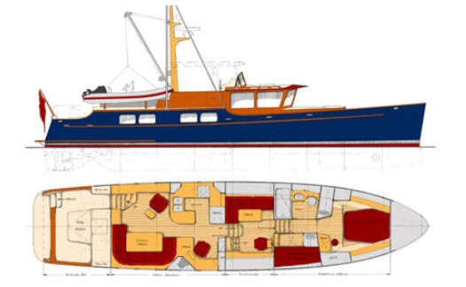 Passagemaker Lite 56 Long-range Power Cruiser