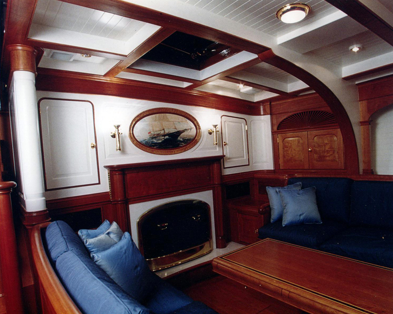 Awesome Small Yacht Interior Design Ideas Ideas - Amazing House ...
