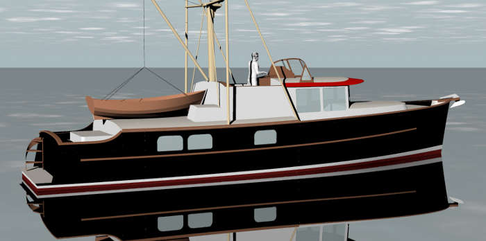 Passagemakerlite 46 Fast Long-range Power Cruiser